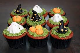 Halloween Witch Cake by The Cake Trail Halloween Red Velvet Cupcakes