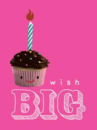 wish big card birthday greeting card justwink cards