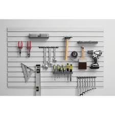 Rubbermaid Kitchen Cabinet Organizers Tips Get Your Garage Under Control With Rubbermaid Fasttrack