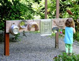 creative diy kid friendly backyard landscaping ideas no grass for