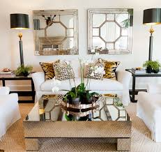 mirror tables for living room collection in mirrored coffee tables 1000 ideas about mirrored