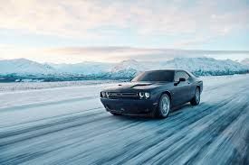 American Muscle Cars - 2017 challenger gt to be world u0027s first awd american muscle car