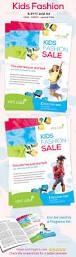 colorful kids fashion flyer ingridk graphicriver