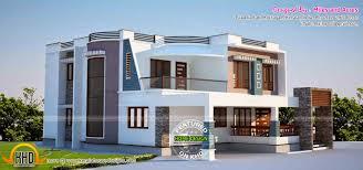contemporary house plans kerala home design and floor wondrous