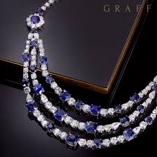 sapphire necklace diamonds images The 71 best high jewellery images high jewelry jpg