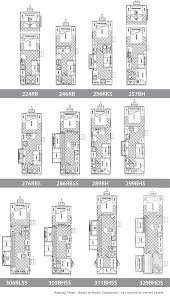 Open Range Travel Trailer Floor Plans by Airstream Trailer Floorplans Land Yacht Floorplan Viewrvscom