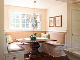 breakfast nook furniture with storage