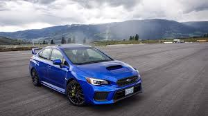 blue subaru wrx 2018 subaru wrx and wrx sti first drive review