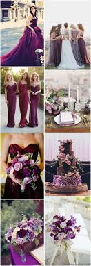plum wedding 68 plum purple and grey wedding color ideas weddmagz