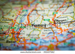 map of freiburg freiburg map stock images royalty free images vectors