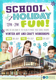 kids art and craft workshops the village at margs your