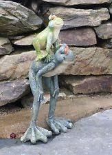 frogs garden ornaments ebay