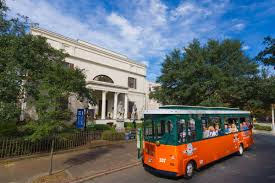 Chicago Trolley Tour Map by Old Town Trolley Tour Of Savannah Discounts