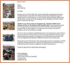9 non profit donation thank you letter examples sales intro letter