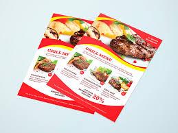 25 bbq flyer psd templates free u0026 premium designyep