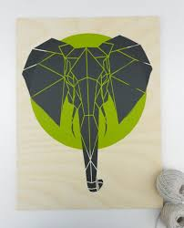 the 25 best geometric elephant ideas on pinterest geometric