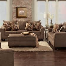 beige sofa and loveseat badcock more living room sets