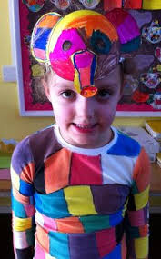 Patchwork Elephant Book - elmer the elephant world book day 2015 costumes buy