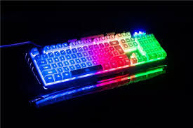 light up wireless keyboard yuesong pk 780 backlit wired computer game keyboard light up led