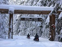 snoqualmie pass reopens after 110 inches of snowfall the seattle