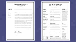 Free Professional Resume Template Free Professional Resume Template Minimal Simple Lite Youtube