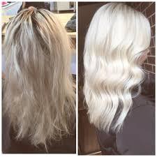 black hair to blonde hair transformations blonde hair transformation using olaplex hair pinterest hair