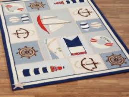 Area Rug For Kids Room by Green And Red Nautical Area Rug All About Rugs