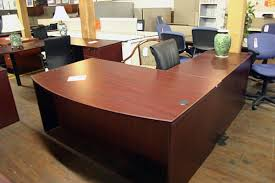 Office Desk Large Impressive Shaped Computer Desk With Hutch For Large Home Office