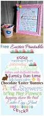 easter printable with diy white washed picture frame always the