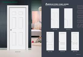 Interior White Doors Sale Sale Hollow Core Metal Door Exterior Interior Plain White