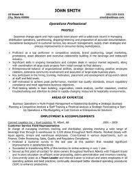 resume objective for customer service customer service resume