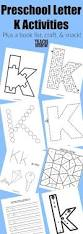 letter of the week preschool letter k activities teach beside me
