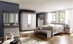 Schlafzimmerschrank Lagerverkauf Schlafzimmer Oslo Kiefer Massiv Im Landhausstil