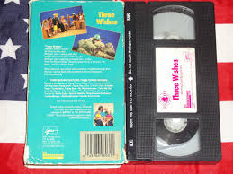 barney wishes vhs 1989 ebay