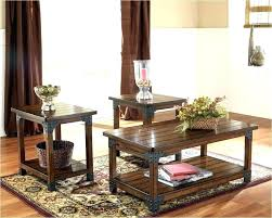 ashley furniture glass top coffee table ashley furniture coffee and end tables furniture glass coffee table