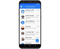 imessage for android android app wemessage lets you get imessages on your android