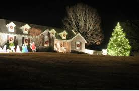christmas decor by green acres lawn u0026 landscaping