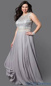 formal gowns mock two formal dress in plus sizes
