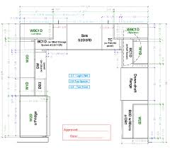 plan view plan view bamboo cabinets