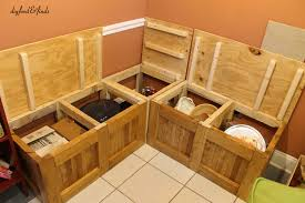 kitchen nook diy food u0026 finds