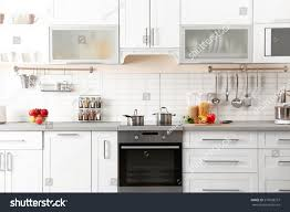 Images Of Kitchen Interior New Modern Kitchen Interior Stock Photo 579690727 Shutterstock