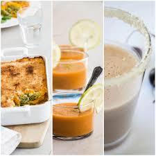 mon menu avec le blender vitamix test produit recettes cuisine