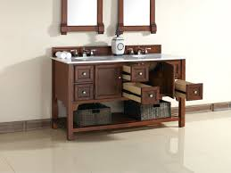 Bathroom Vanity Double Sink 60 Inches by Abstron 60 Inch Country Oak Finish Double Sink Transitional