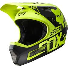 fox helmet motocross fox rampage comp full face helmet for dh mtb freeride bmx