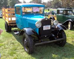 Antique Ford Truck Models - file 1930 ford model aa stake bed truck jpg wikimedia commons
