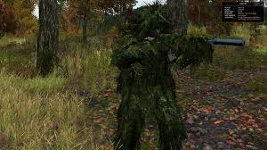 Dayztv Map New Ghillie Colors Mossy Dayz Tv