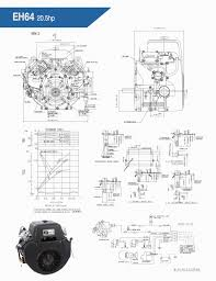 eh64 small ohv v twin engine technical information subaru