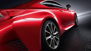 lexus cars red sportinis kupė lexus rc lexus lietuva