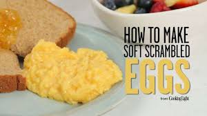 How To Make Really Good Scrambled Eggs Our Best Tips Tricks And Stir Ins For Scrambled Eggs Cooking Light