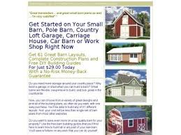 Diy Garage Building Plans Free Plans Free by 88 Best Barns Images On Pinterest Small Barns Pole Barns And